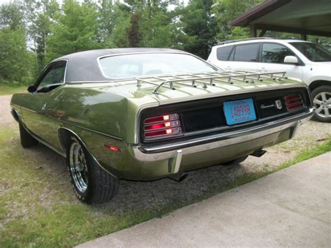 1970 plymouth barracuda gran coupe 1970 plymouth barracuda gran coupe for sale in ashland