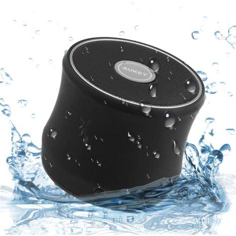 Bluetooth Waterproof Shower Speaker by The Top 10 Waterproof Bluetooth Shower Speakers