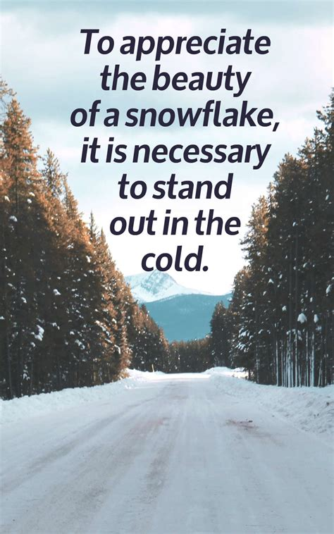 beautiful winter quotes  sayings  images