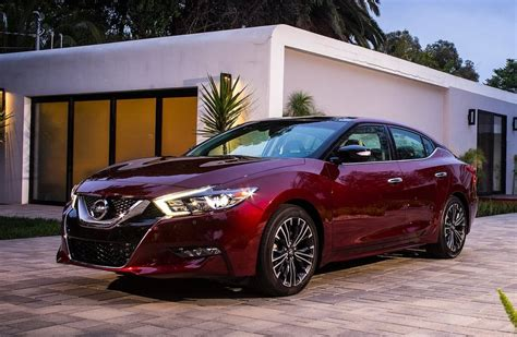 2018 nissan maxima 2018 nissan maxima release date price pictures interior