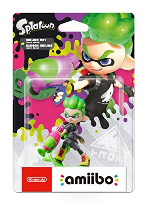 splatoon 2 collectors guide 0744018420 buy cheap inkling boy amiibo splatoon 2 nintendo switch at the best price in uk