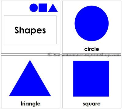printable montessori flashcards 7 best images of printable geo shapes geometric shapes