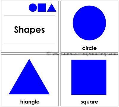 printable montessori geometric shapes 7 best images of printable geo shapes geometric shapes