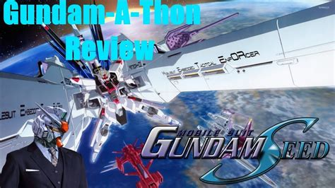 gundam seed mobile suit gundam a thon mobile suit gundam seed 2002 review
