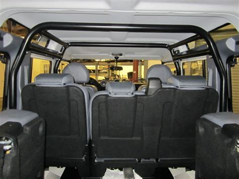 sd l255 roll cage nas row the land rover