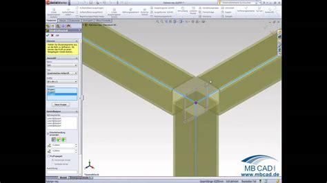 solidworks tutorials not loading solidworks schweisskonstruktion und gittersystem video