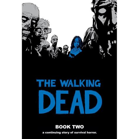 the walking dead book 13 the walking dead book 2 hardcover issues 13 24 skybound