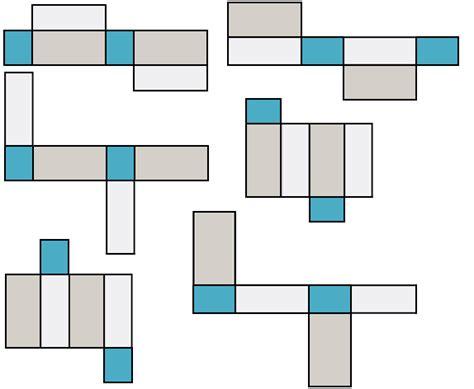 jaring jaring balok gambar  membuat rumus contoh soal