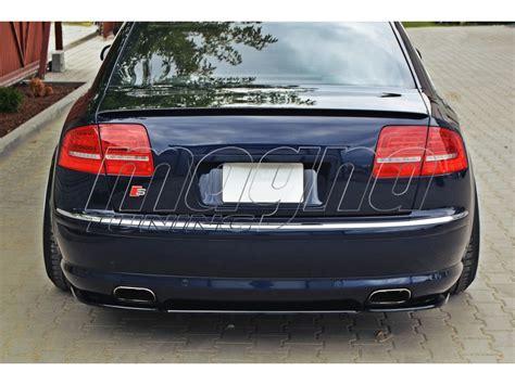 d3 audi s8 audi s8 d3 4e mx rear bumper extension