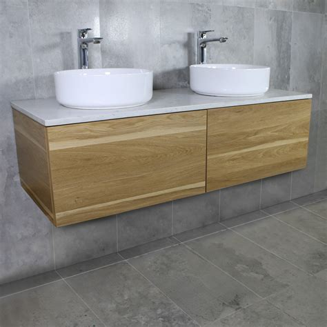 wall mount vanity cabinet eden timber wall mount vanity cabinet without top 1200mm
