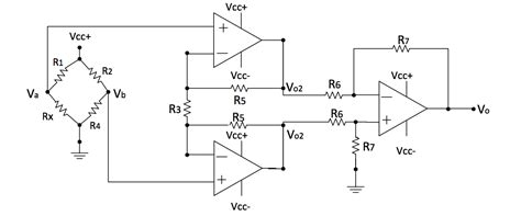 resistor matching bridge resistor bridge lifier 28 images wheatstone bridge single op circuit diagram microchip s