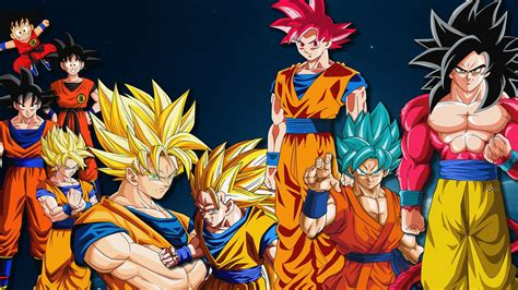 imágenes de goku z kai dragon ball z kai characters with pictures wallpaper
