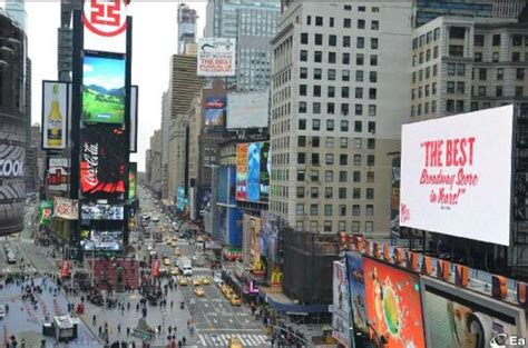 new york city live times square america s best lifechangers
