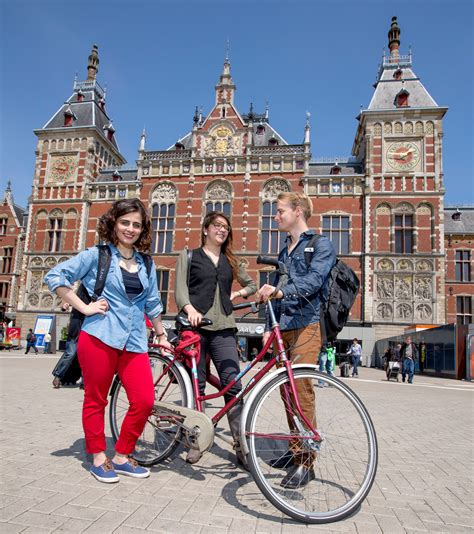 Universities In Netherlands For Mba by Of Amsterdam Info Photos Etc