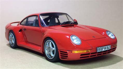 Tamiya Quot Porsche 959 Quot 1 24