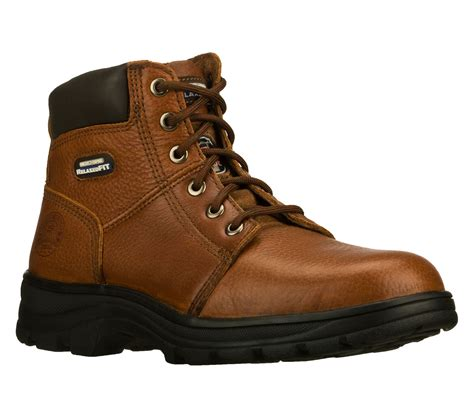 skechers work boots for style 77009