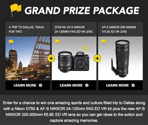 Nikon Giveaway - weekly nikon news flash 335 nikon rumors