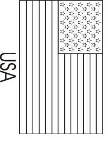 us flag coloring page free patriotic coloring pages from sherriallen