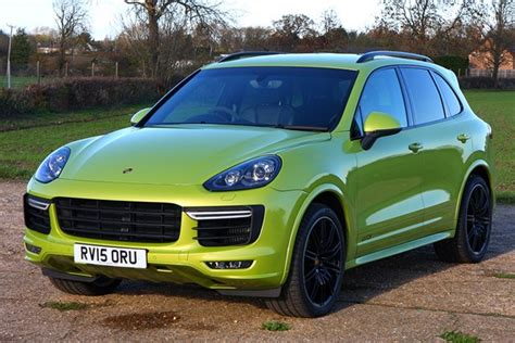 Porsche Cayenne 4x4 Price by Porsche Cayenne Estate From 2010 Used Prices Parkers