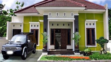 warna cat tembok  cocok  rumah minimalis