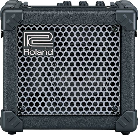 Go Rock Cube Stereo Speaker Trms03sb roland micro cube guitar lifier
