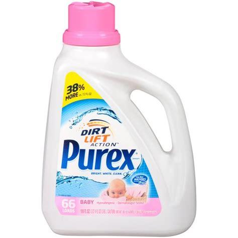 purex baby laundry detergent walmart