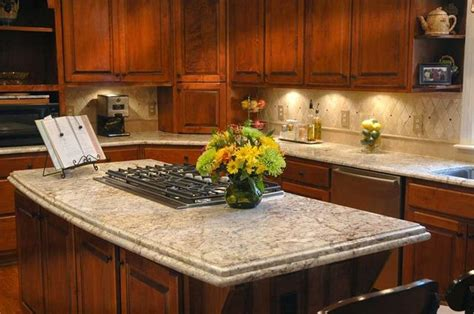 Laminate Countertops Atlanta by Typhoon Bordeaux Granite Countertops And Backsplash