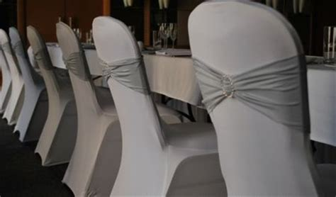 Housse De Chaise Lycra Mariage by Location Housses De Chaises Lycra En D 233 Co De Mariage