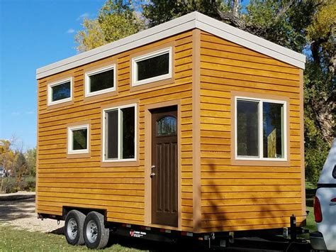 tiny dreams on wheels tiny house shell for sale 30k
