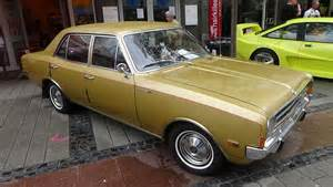 Opel Rekord C 1969 Opel Rekord C Kaiserslautern Classics 2015