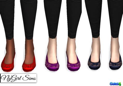 by simplicaz tags boots shoes flats female sims3 dashakirilova sims3 flats 187 sims 4 updates 187 best ts4 cc downloads
