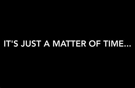 it s just a matter it s just a matter of time amber lorenzo youtube