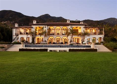 Mediterranean Mansion by Newly Listed 18 9 Million Mediterranean Mansion In