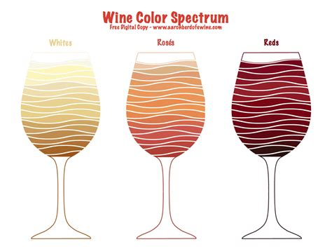 wine color how we see the color of wine aaron berdofe s wine and