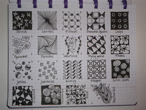 zentangle pattern list 17 best images about zentangle on pinterest celtic knots
