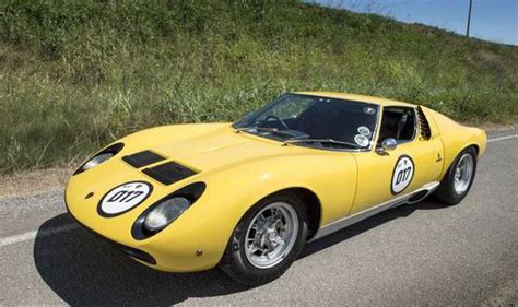 Rod Stewart Lamborghini Car Rod Stewart Bought For 163 8 000 Sells For Nearly 163