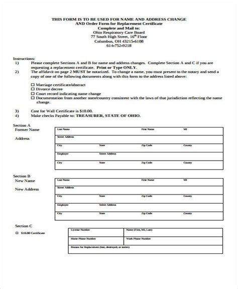 24 sle affidavit forms