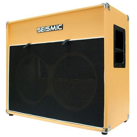 2x12 guitar cabinet empty 2x12 empty guitar speaker cabinet orange tolex cab 212