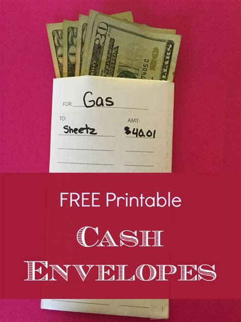printable cash envelope 17 best images about retirement on pinterest budgeting