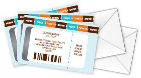 sell printable tickets online brown paper tickets the fair trade ticketing company