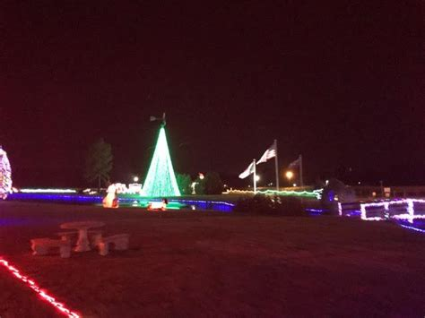 lu mil christmas lights festivities and savings are not over in bladen county
