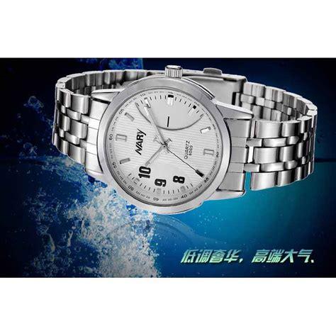 Nary Jam Tangan Analog Stainless Steel 6020 nary jam tangan analog stainless steel 6069 silver black jakartanotebook