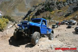 Jeep Trails Road Trails San Juan Mountains Colorado Road