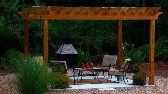 Free Standing Pergola Ideas by Picture Of Free Standing Pergola