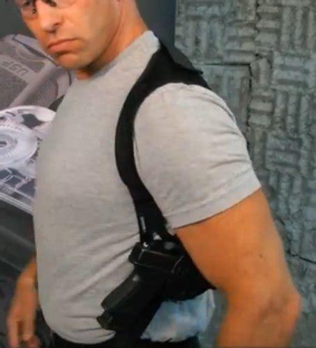 Holster Fobus Original Importsarung Pistol Revolver fobus shoulder holster conceal horizontal vertical import it all