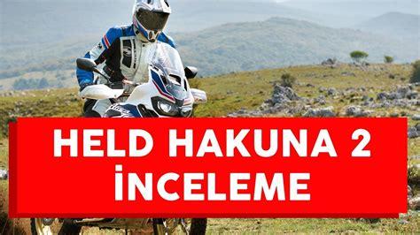 held hakuna  touring motosiklet ceketi inceleme youtube