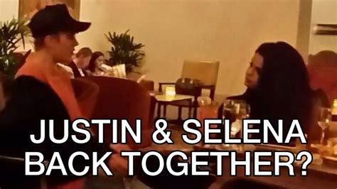 Are They Back Together by Justin Bieber Selena Gomez Back Together Quot Sorry Quot Quot My