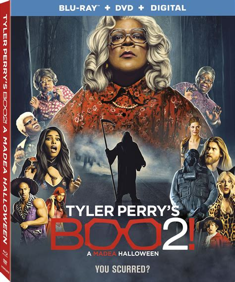 movie releases tyler perrys boo 2 a madea halloween by tyler perry boo 2 a madea halloween dvd release date january 30 2018