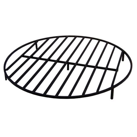 fire pit grate landmann 7736 36 inch round grate for