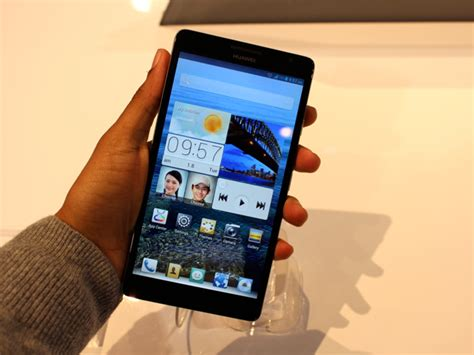 new phablet phones huawei 6 1 inch smartphone ces 2013 business insider